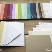 Envelope & Card Colors 02